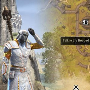 ESO Starting the main quest Guide Featured Image