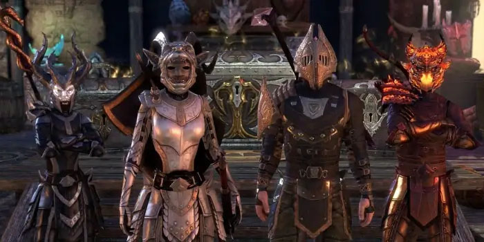 The Undaunted Guild ESO
