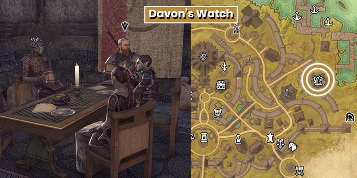 Undaunted Recruiter Location Davons Watch