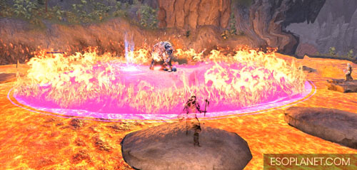 ESO Bloodroot Forge Guide Fourth Boss Mega Blast
