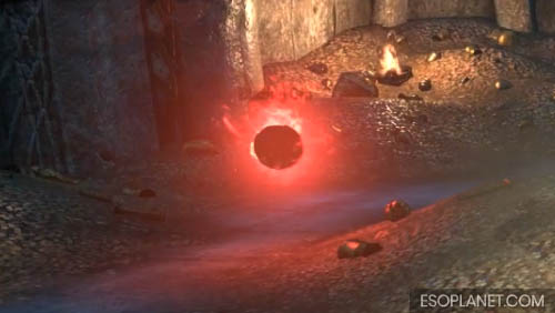 ESO Depths of Malatar Dungeon Guide - Third Boss Blazing Orb