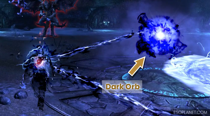 ESO Imperial City Prison Dungeon Guide Final Boss Dark Orb