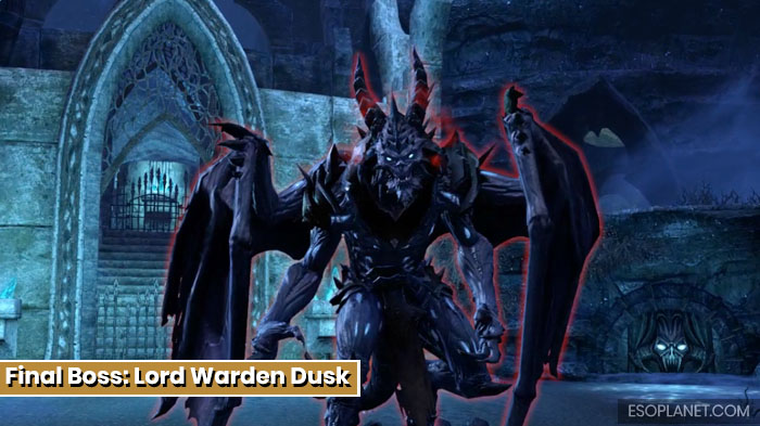 ESO Imperial City Prison Dungeon Guide Final Boss Lord Warden Dusk