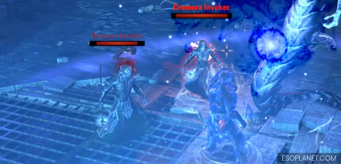 ESO Imperial City Prison Dungeon Guide First Boss Adds