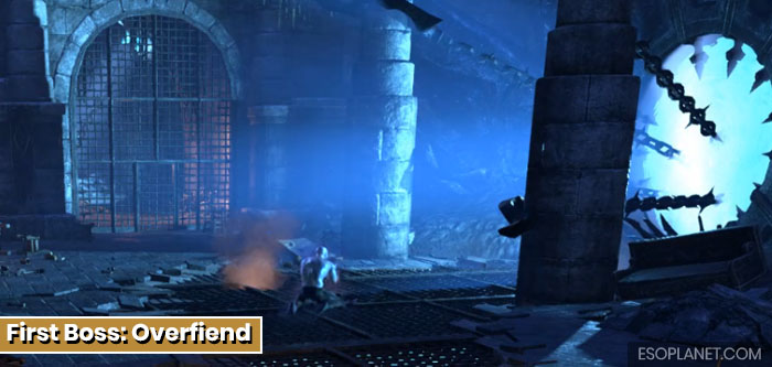 ESO Imperial City Prison Dungeon Guide First Boss Overfiend