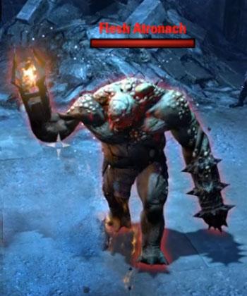 ESO Imperial City Prison Dungeon Guide Flesh Atronach