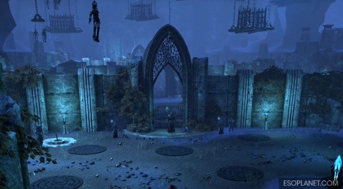 ESO Imperial City Prison Dungeon Guide Lord Wardens Guards and Locked Gates