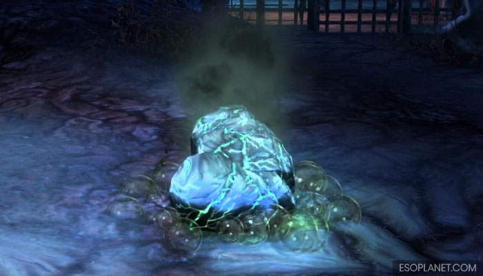 ESO Imperial City Prison Dungeon Guide Second Boss Flesh Grenade