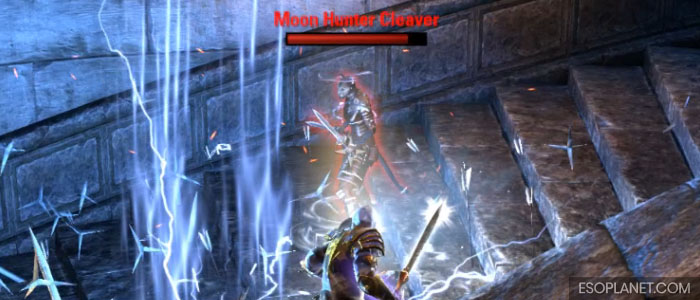 ESO Moon Hunter Keep Fourth Boss Adds