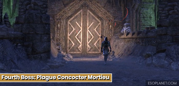 ESO Scalecaller Peak Fourth Boss Plague Concocter Mortieu