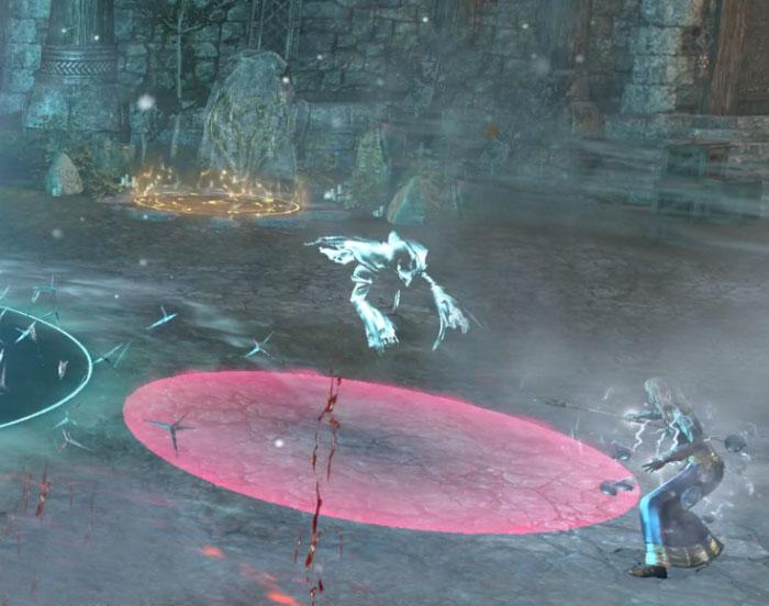 Falkreath Hold Third Boss Cernunnon Ghost