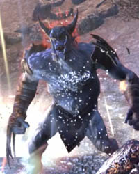 ESO Dungeon Guide Frostvault - Coldsnap Ogre