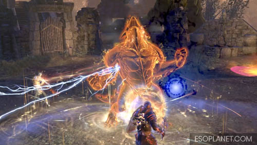 ESO Ruins of Mazzatun - Final Boss Phantom of Xal Nur