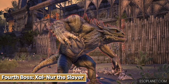 ESO Ruins of Mazzatun - Fourth Boss XalNur the Slaver