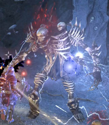 ESO Planet Dungeon Guide Fang Lair - Bone Colossus